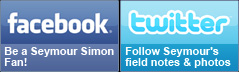 Seymour Simon on Facebook and Twitter