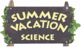 Summer Vacation Science: Observation Log