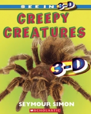 Creepy Creatures: 3D