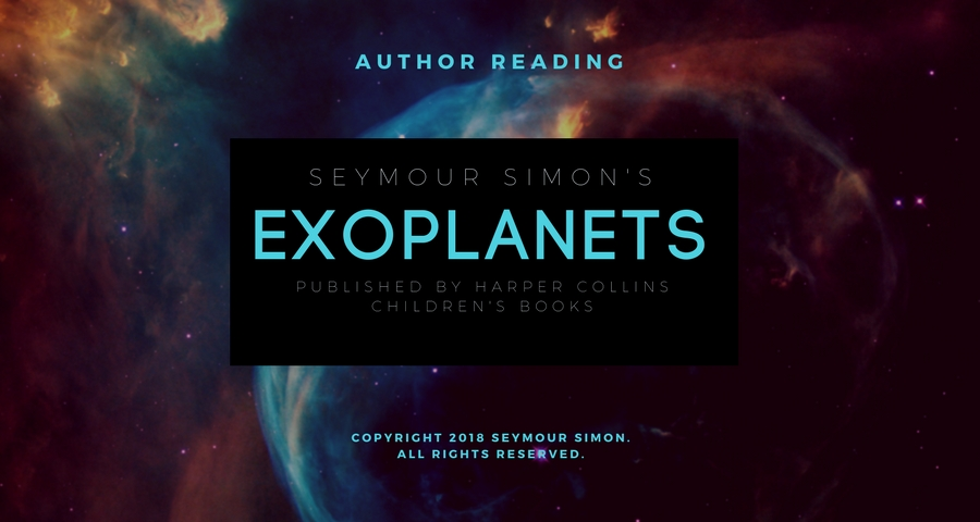 Seymour reads from Exoplanets